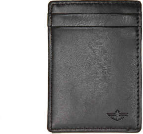 Dockers Wide Magnetic Front Leather Wallet
