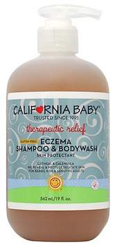 California Baby Eczema Shampoo & Body Wash - 19oz