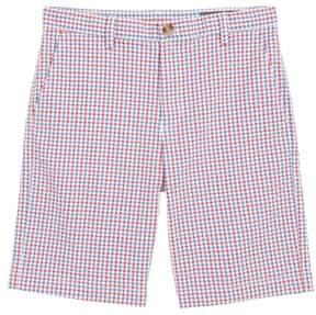 Vineyard Vines Gingham Seersucker Breaker Shorts