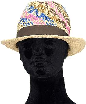 La Fiorentina Straw Hat.