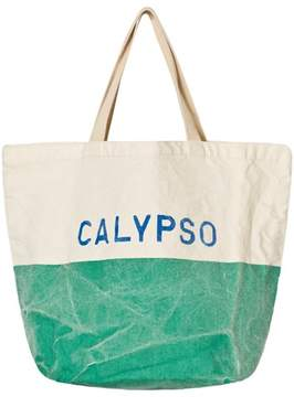 Bobo Choses Green Calypso Petit Tote Bag
