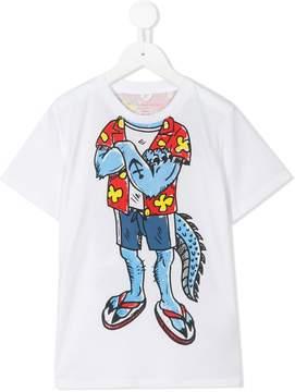Stella McCartney Arlo Mutant print T-shirt