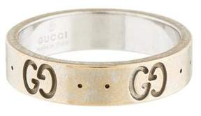 Gucci Icon Ring Band