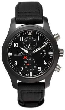 IWC Pilot IW388001 Top Gun Edition Black Dial Automatic Men