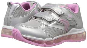 Geox Kids Android 14 Girl's Shoes