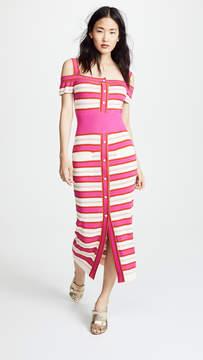 Temperley London Avignon Fitted Dress