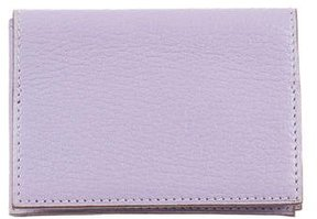 Hermes Guernesey Card Case - PURPLE - STYLE