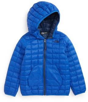 The North Face Toddler Boy's Thermoball(TM) Primaloft Hoodie Jacket