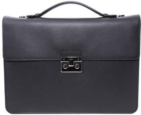 Furla atlante Leather Document Bag
