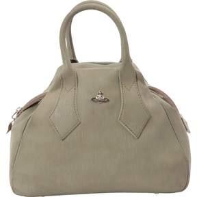 Vivienne Westwood Grey Leather Handbag