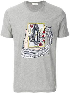 Etro King of Hearts T-shirt