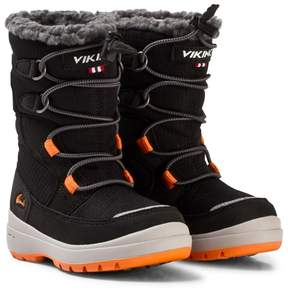 Viking Black/Orange TOTAK GTX Boots