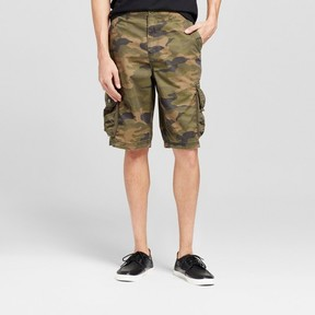 Mossimo Men's Cargo Shorts Camo