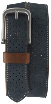 Trask Men's Suede Belt
