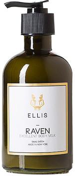 Ellis Brooklyn Raven Excellent Body Milk.