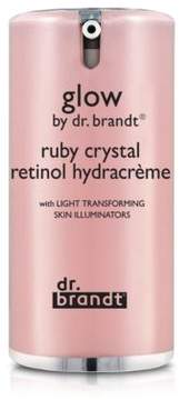 Dr. Brandt Skincare Glow By Ruby Crystal Retinol Hydracreme 1.7oz