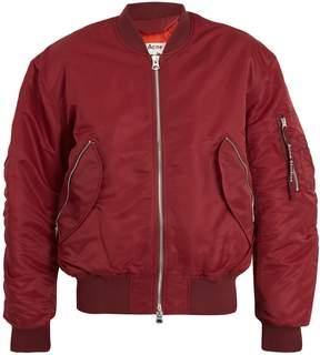 Acne Studios Makio padded bomber jacket