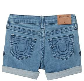 True Religion Audrey Shorts (Toddler & Little Girls)