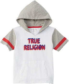 True Religion Boys' Hooded T-Shirt