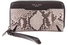 Rag & Bone Leather Continental Wallet