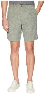 BOSS ORANGE Siman 2 - D Palm Leaf Shorts Men's Shorts