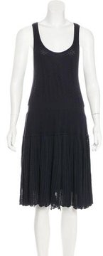 Band Of Outsiders Pointelle Lace Dress