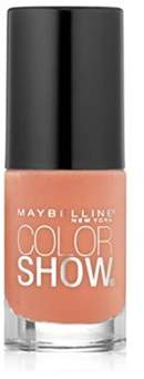 Maybelline Color Show Nail Polish, 115 Pretty In Peach.