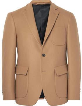 Lardini Wooster + Brown Slim-Fit Wool Blazer