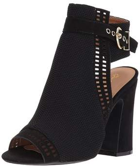 Qupid Women's Everly-22 Heeled Sandal.