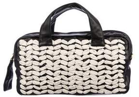 Miu Miu Leather Bauletto Bag