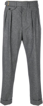 Lardini tailored cropped trousers