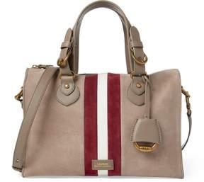 Ralph Lauren Suede Duffel Bag