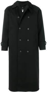 MACKINTOSH oversized double-breasted coat