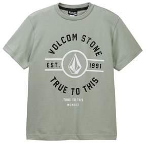 Volcom Pickleton Short Sleeve Tee (Big Boys)