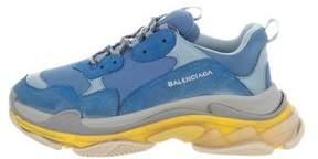 Balenciaga Triple S SSense Sneakers w/ Tags