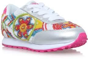 Lelli Kelly Kids Sneakerissima Embellished Sneakers
