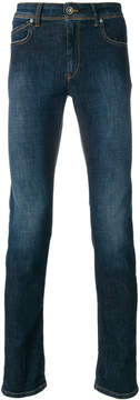 Re-Hash straight roll up jeans