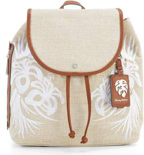 Tommy Bahama Waikiki Embroidered Backpack