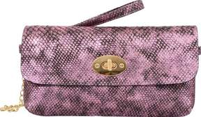 Mellow World Layla Snakeskin Embossed Clutch Small (Women's)