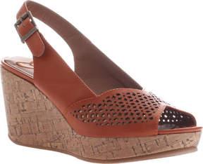 Madeline Doting Wedge Slingback Sandal (Women's)