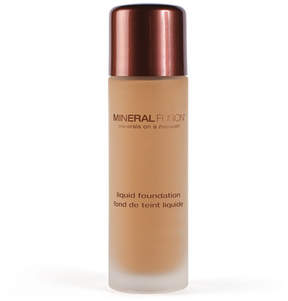 Mineral Fusion Olive 2 Liquid Foundation by 1oz Makeup)