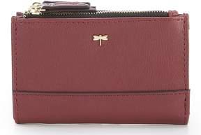 Kate Landry Double-Zip Bifold Wallet