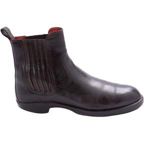 Hermes Leather boots