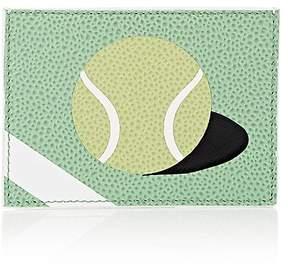 Thom Browne Men's Tennis-Ball Card Case