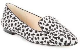 Karl Lagerfeld Embroidered Animal Embroidered Loafers