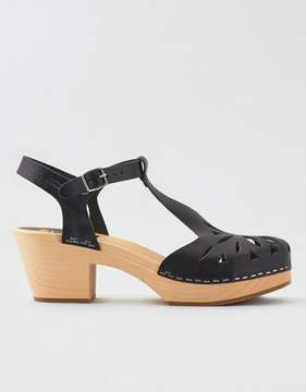 American Eagle Outfitters Swedish Hasbeens 890 Lacy Sandal