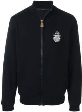 Billionaire zipped sports jacket