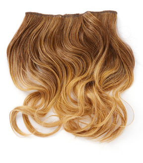 Hairdo. by Jessica Simpson & Ken Paves Caramel Sombr Curly Hair Extension
