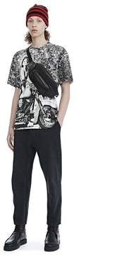 Alexander Wang SLOW AND STEADY SHORT SLEEVE TEE