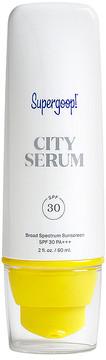 Supergoop! Supergoop City Sunscreen Serum SPF 30.